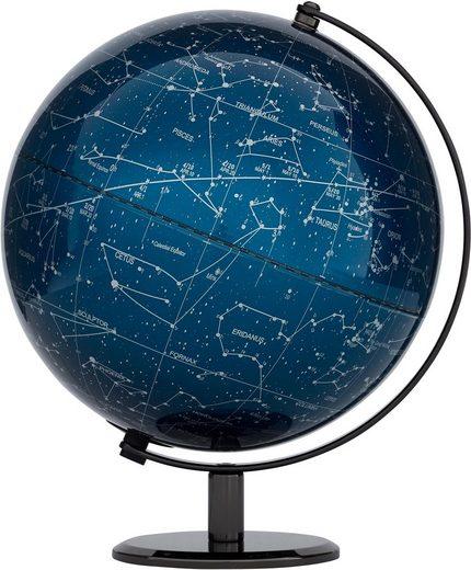 emform® Globus »Milky Way Blue red light«