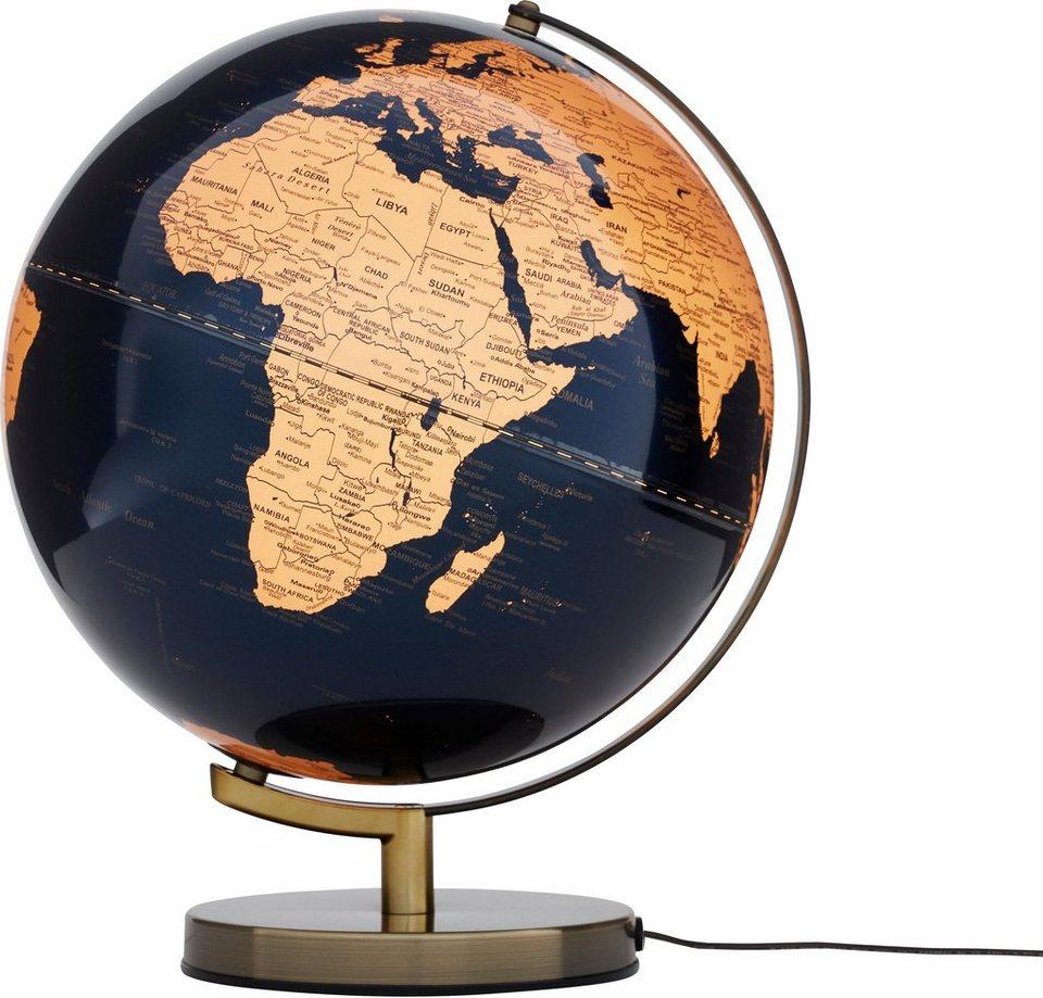 Emform Globus Noblesse Led Light Leuchtglobus Online Kaufen Otto