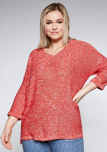 Sheego 2-in-1-Pullover