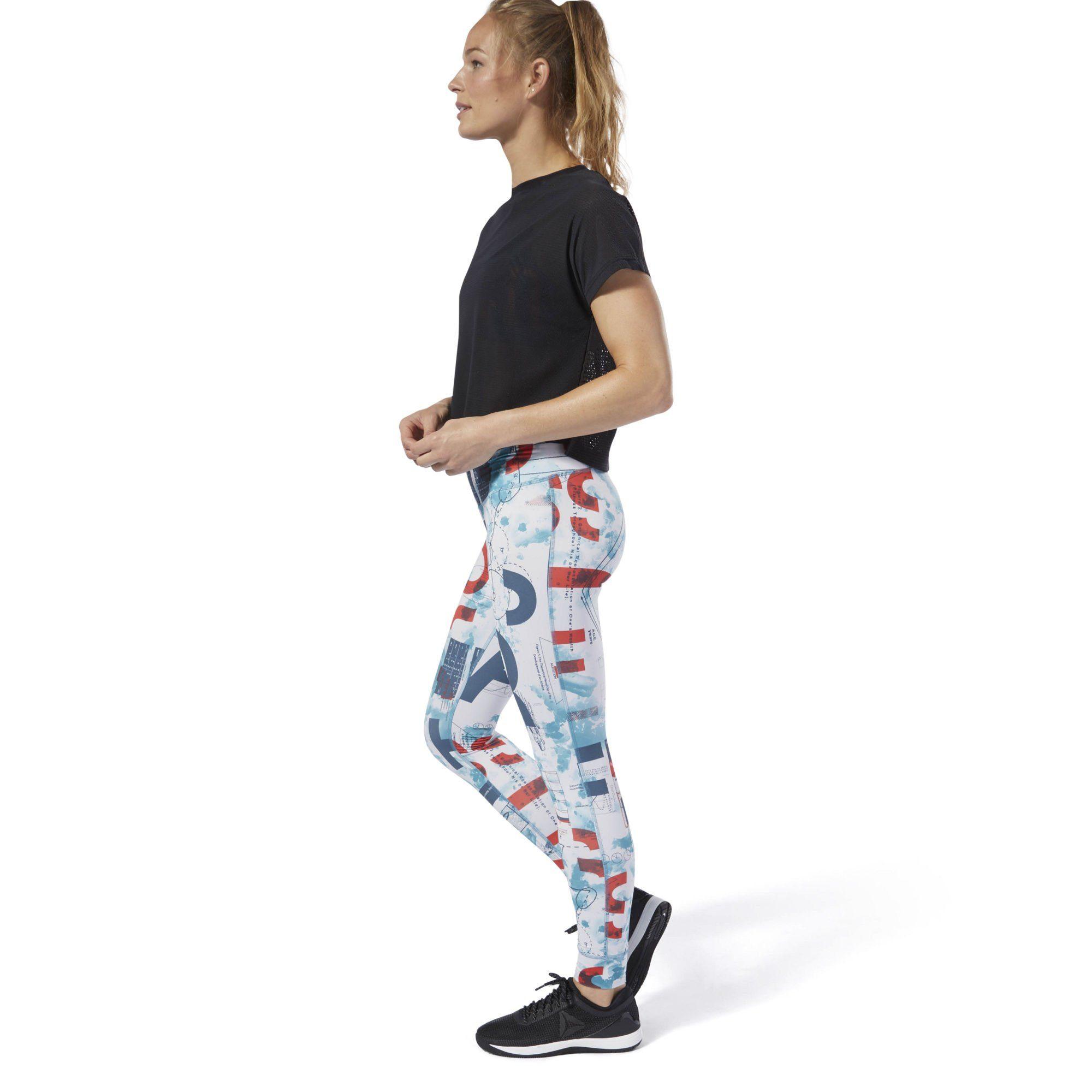 »reebok Lux Online Science Reebok Leggings Tight« Kaufen Crossfit® nwyN8O0vm