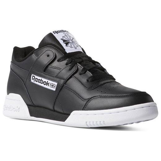 Reebok »workout Reebok Sneaker Classic Classic Plus« pF8wpd