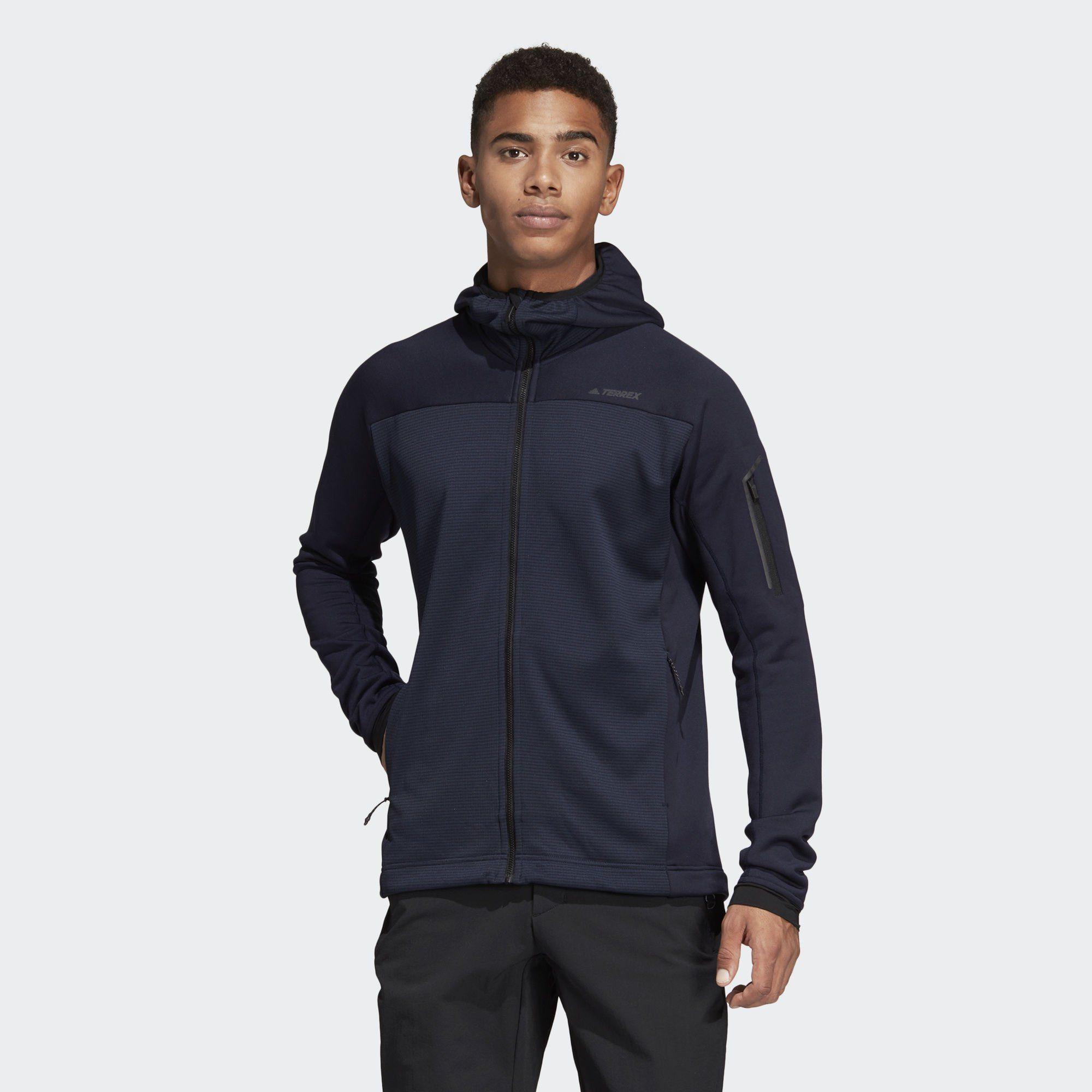 adidas Performance Funktions Kapuzensweatjacke »Stockhorn Hooded Jacke« online kaufen   OTTO