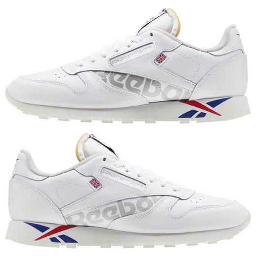 Sneaker Leather »classic Reebok Classic Mu« qZI77w