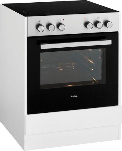 wiho Küchen Herdumbauschrank »Unna« 60 cm breit, ohne Arbeitsplatte