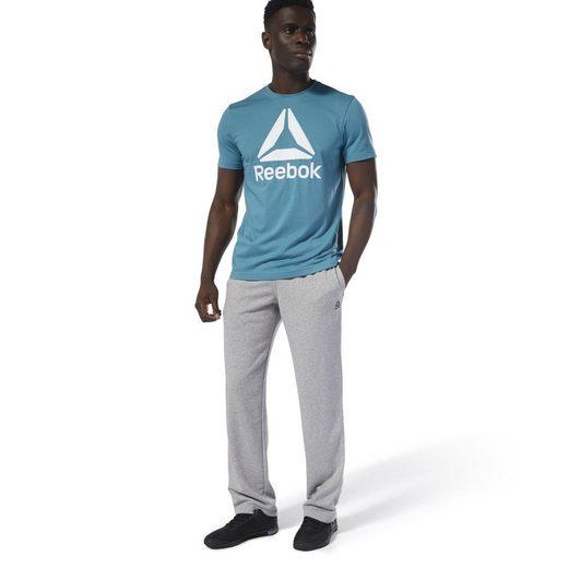 Sporthose Essentials French Hem Open Terry Reebok »training Pants« qTdfTE