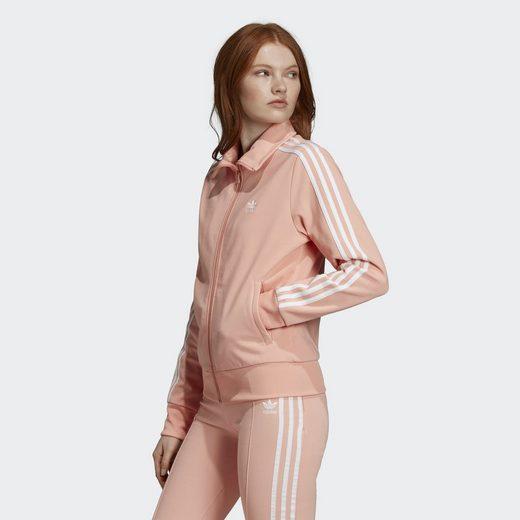 Originals Pink Sweatjacke Jacke« Adidas »originals v80NwnmO
