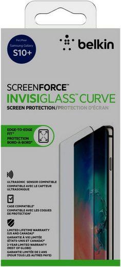 Belkin Folie »Screen Force Displayschutz für Samsung Galaxy S10+«