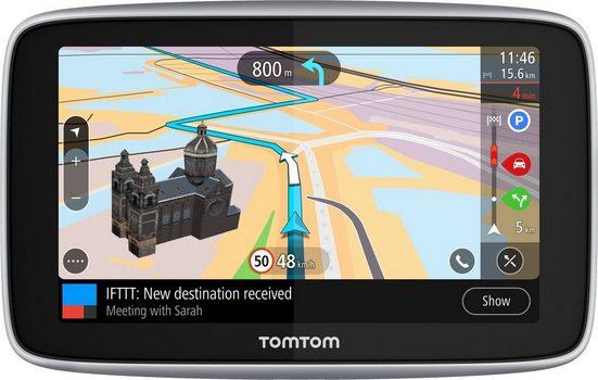 TomTom Navigationsgerät »GO Premium 5 World«