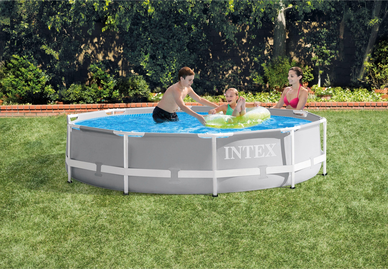 Intex Pool »Prism Frame™ Pool-Set, Intex« (Set, 2-tlg)