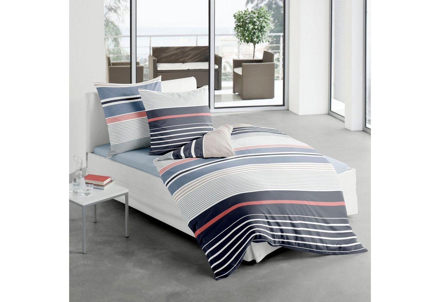 Bettwasche Sea Stripes Bierbaum Mit Streifen