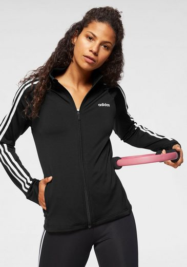 adidas Performance Trainingsjacke »DESIGNED 2 MOVE 3-STREIFEN«