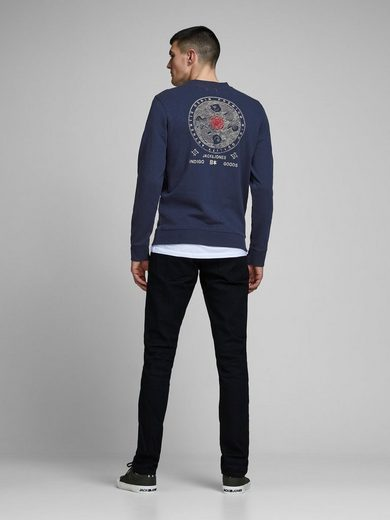 Sweatshirt Jack amp; Sweatshirt Jones Jones Jack amp; Minimalistisches Minimalistisches q8qwxrdRU