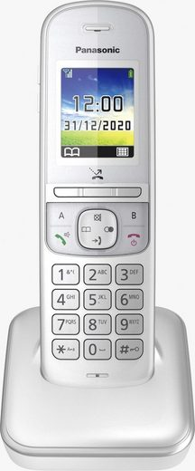 Panasonic »KX-TGH710« Schnurloses DECT-Telefon (Mobilteile: 1)