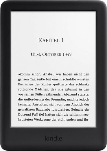 Kindle E-Reader 2019 4GB E-Book (6)