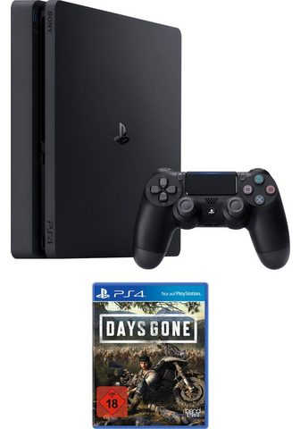 PLAYSTATION 4 Siauras 1 TB (Bundle ir Days Gone)