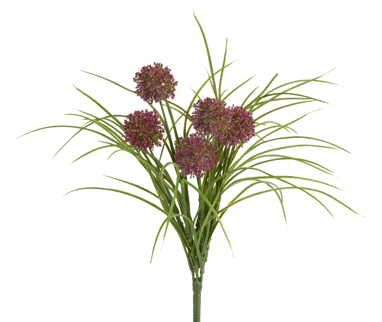 "Kunstblume ""Allium Bund purpur"" 39 cm lang"