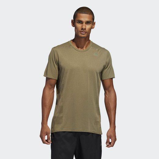 T T shirt Performance »supernova Adidas Green shirt« Ybyf7g6