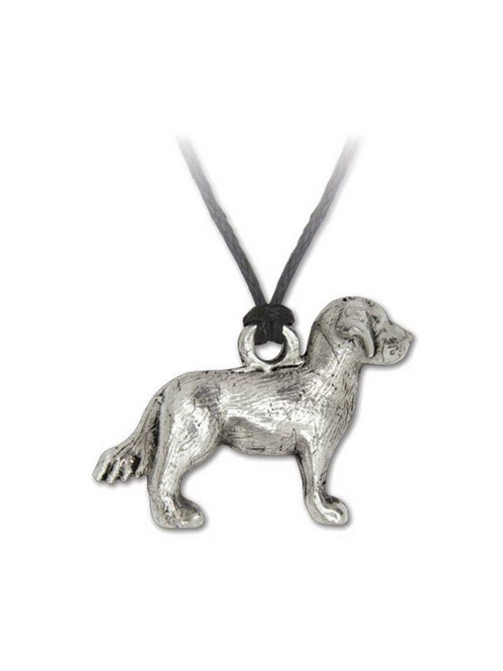 Adelia´s Amulett »Glückstiere Talisman« Der Hund - Treue, Liebe und Freundschaft   Schmuck > Halsketten > Amulette   Adelia´s