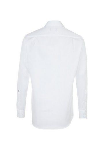 Uni kragen Kent Seidensticker Businesshemd Langarm Modern »modern« RqTY8wZng