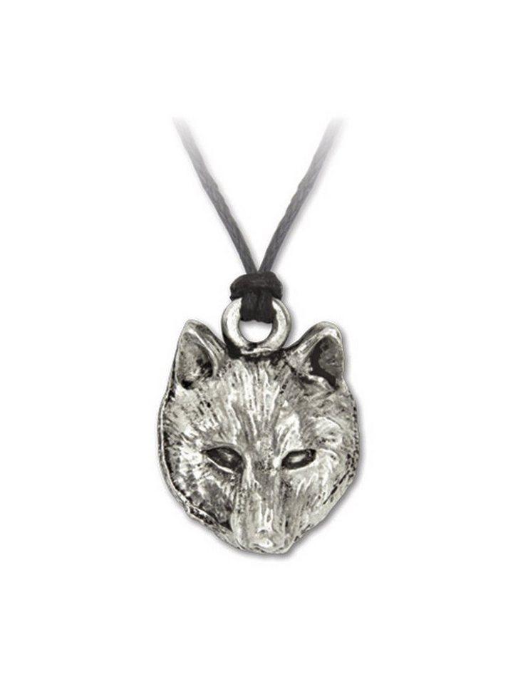 Adelia´s Amulett »Glückstiere Talisman« Der Wolf - Treue, Mut und Ausdauer   Schmuck > Halsketten > Amulette   Adelia´s