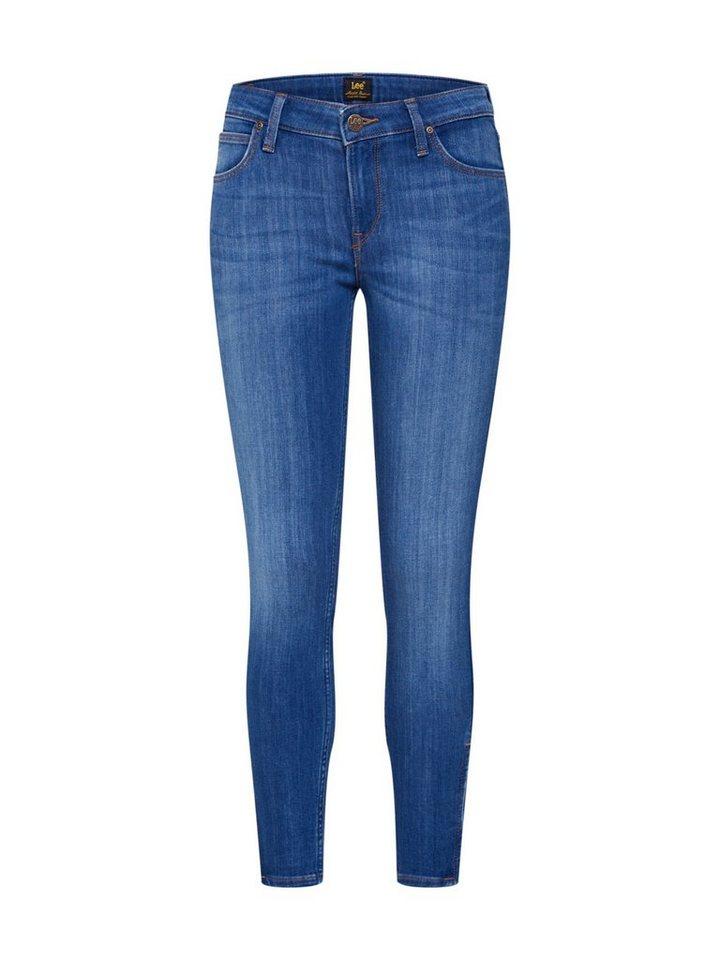 Lee® 7/8-Jeans »Scarlett Cropped« | Bekleidung > Jeans > 7/8-Jeans | Blau | Denim | Lee®