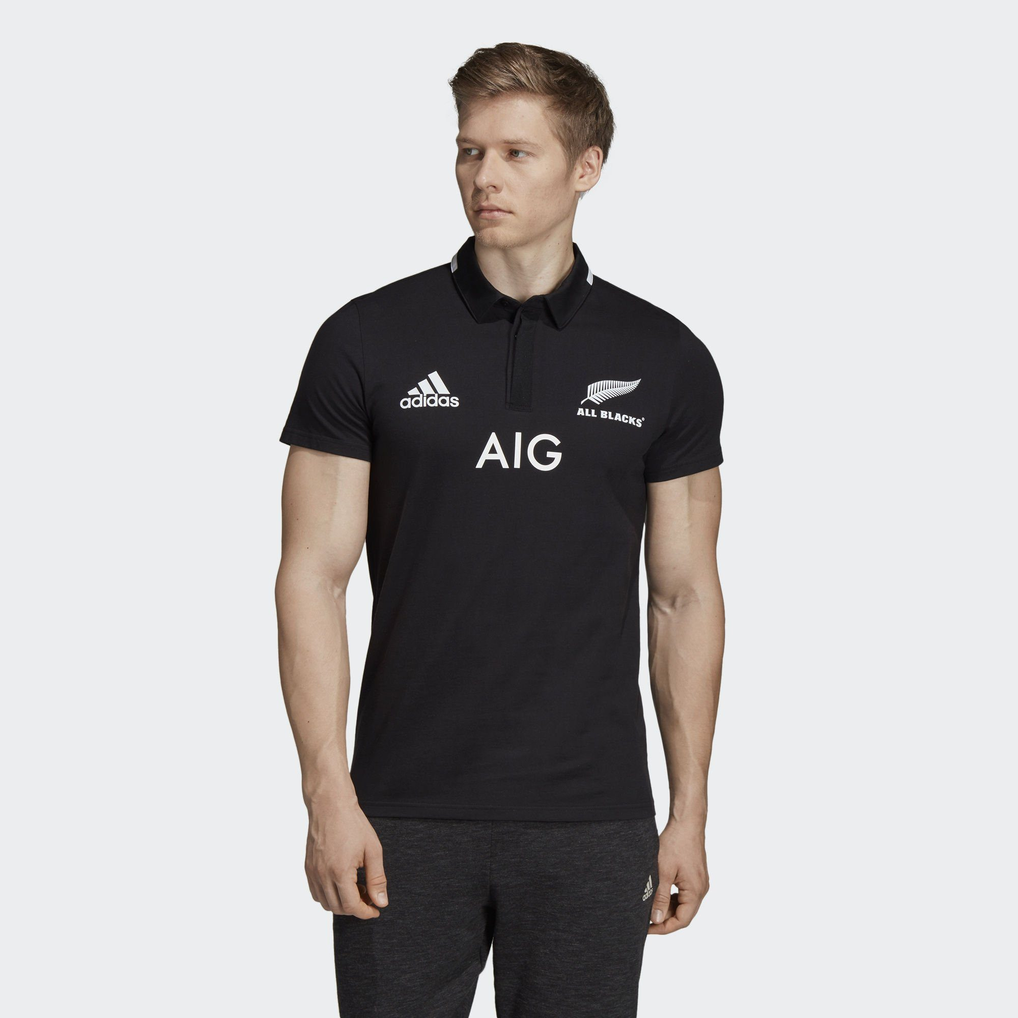 »all Blacks T shirt Performance Supporters Online Trikot« Kaufen Adidas v6Yf7gby