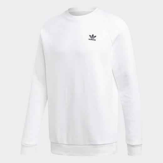»essentials Adidas Originals Adidas Sweatshirt« Originals Sweatshirt Adidas Sweatshirt« Sweatshirt »essentials H8xnZTfwq