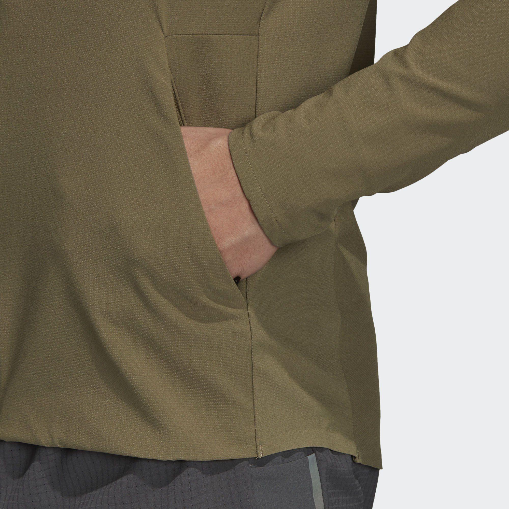 Performance Jacke« Kaufen Z n Online eRun Adidas Regenjacke »adidas MqpVSUz