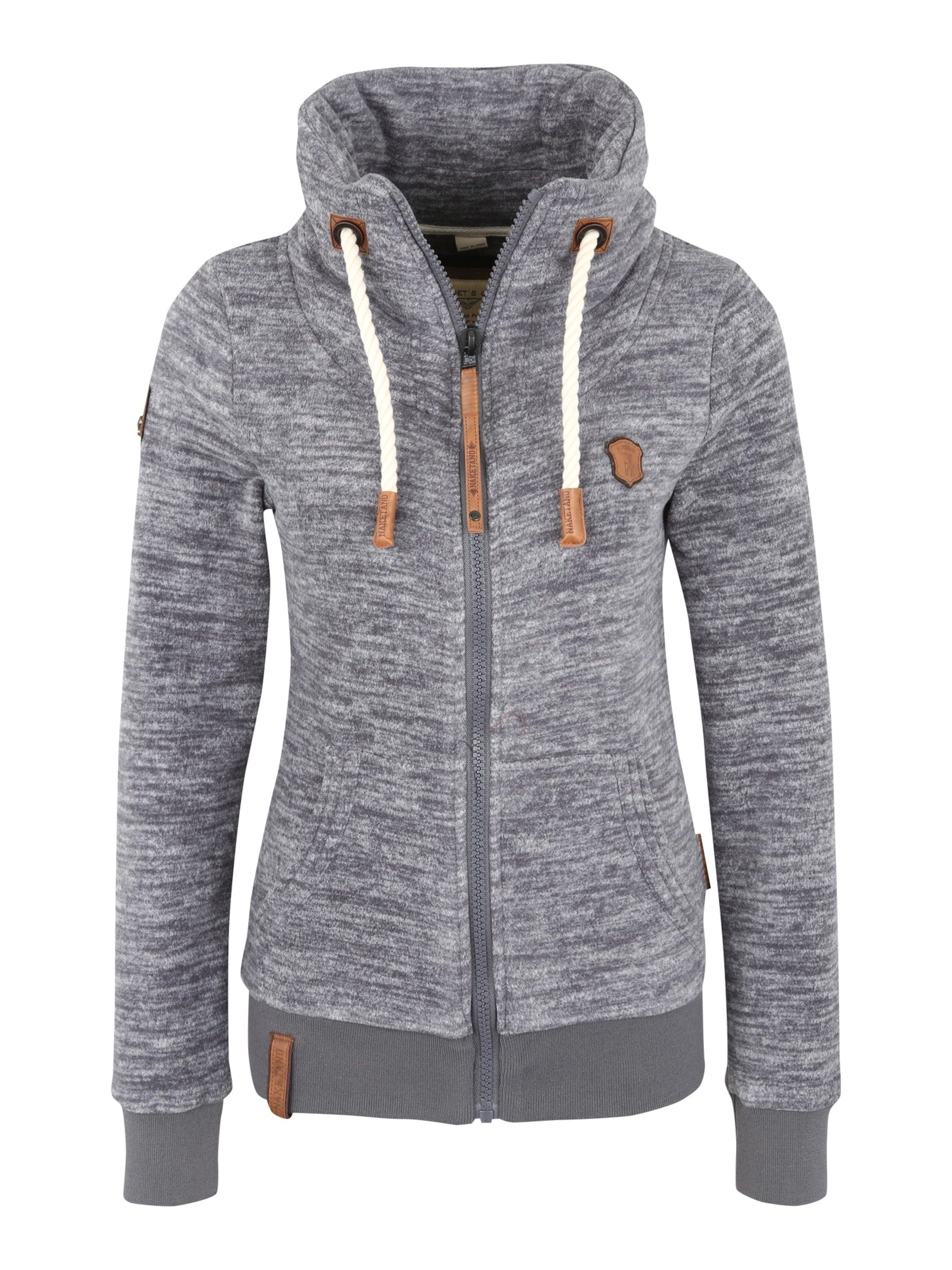 Naketano Fleecejacke |