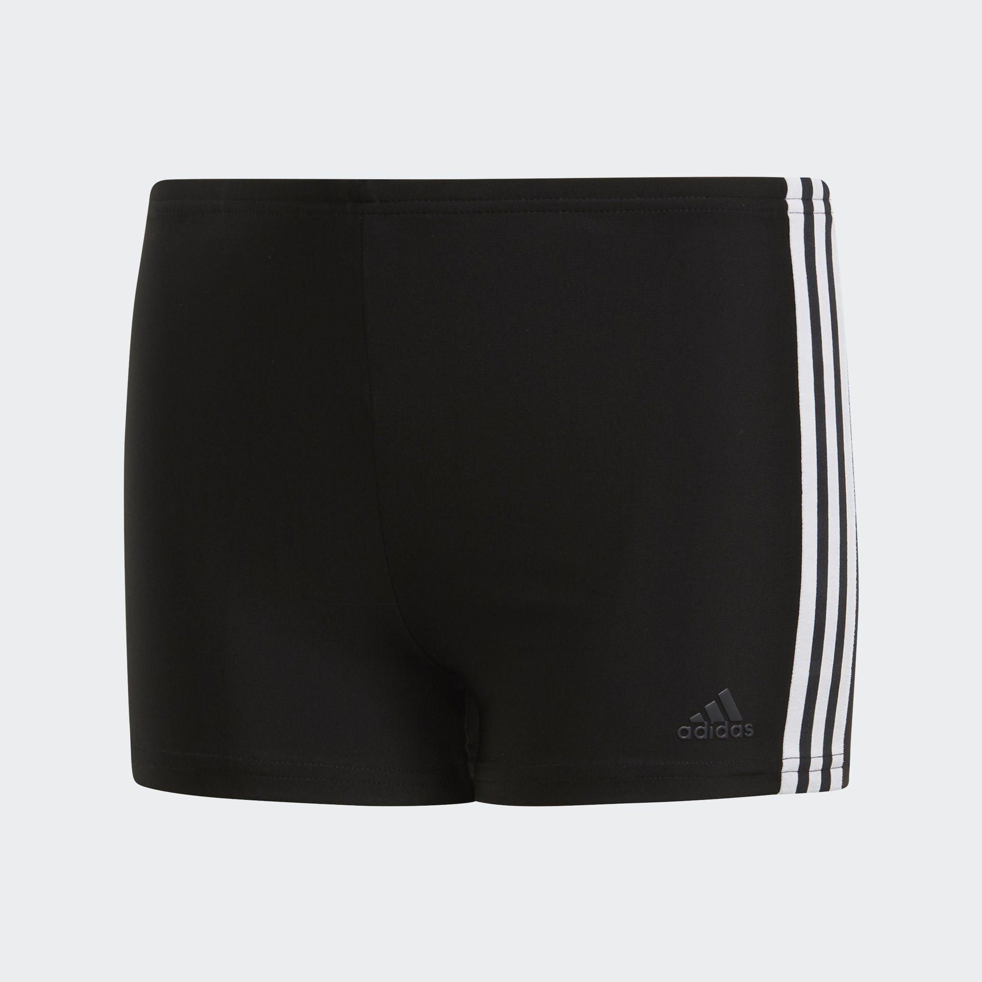 adidas Performance Badehose »3-Streifen Boxer-Badehose«, 3 Stripes