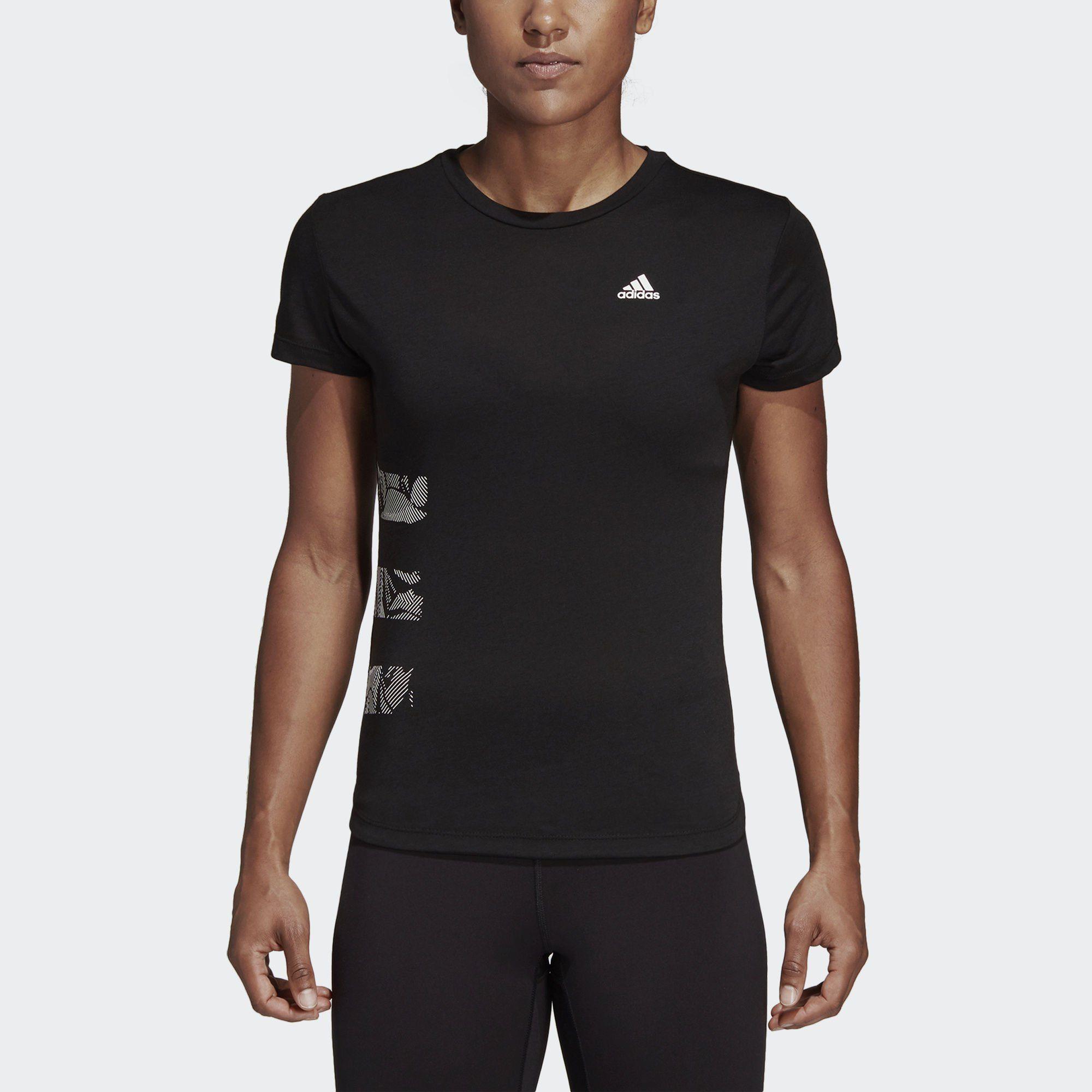 adidas Performance Sporttop »3 Streifen T Shirt« Clima online kaufen   OTTO