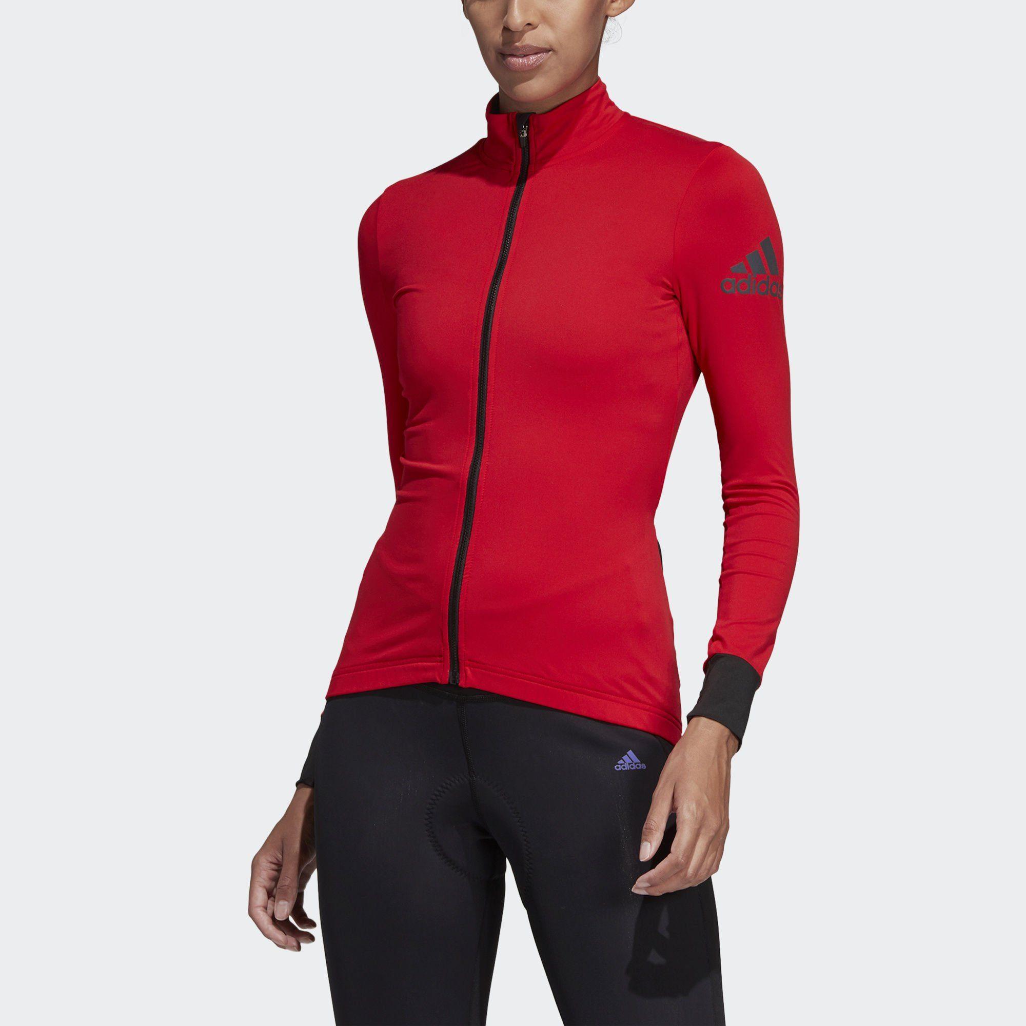 adidas Performance Langarmshirt »Climaheat Cycling Winter«