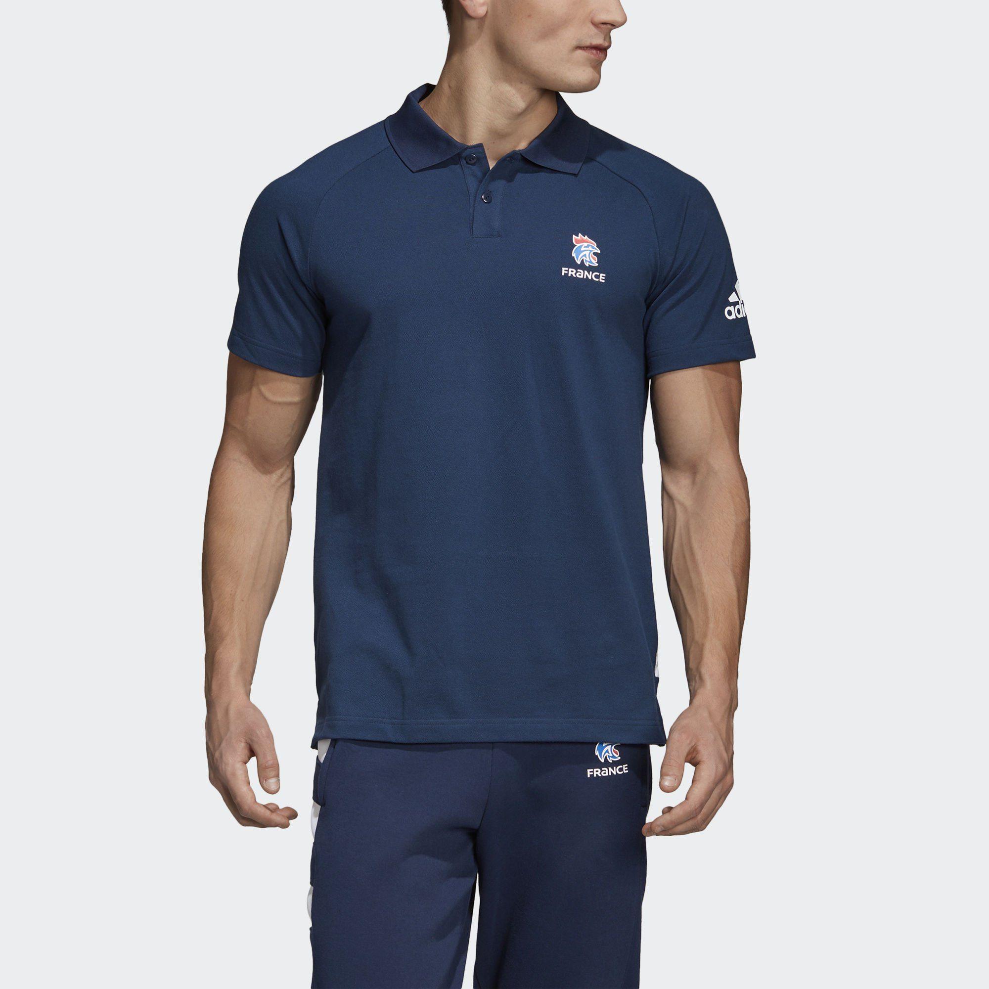 adidas Performance Poloshirt »French Handball Federation Poloshirt«
