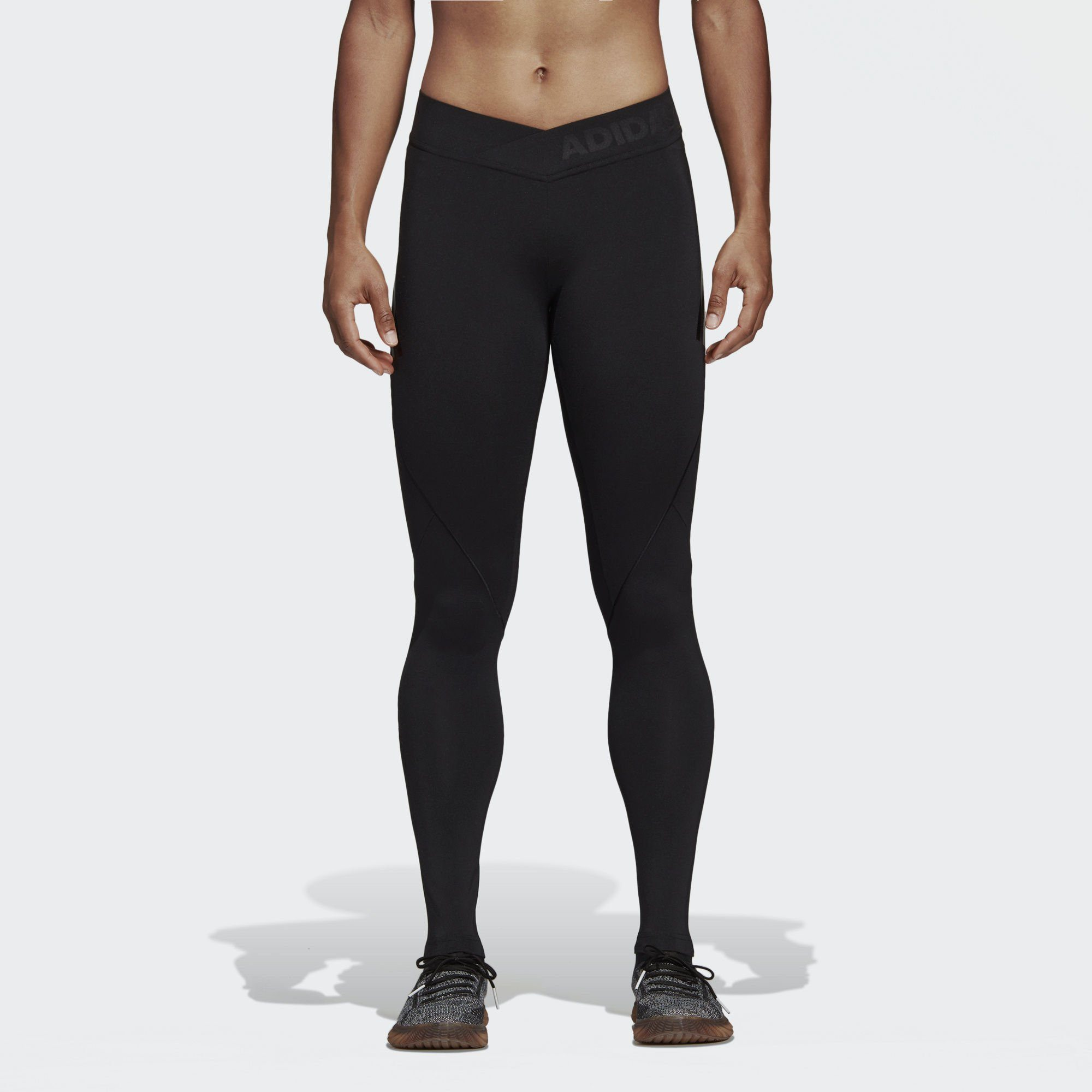 adidas Performance Funktionstights »Alphaskin Tech Climachill lange Tight« AlphaSkin