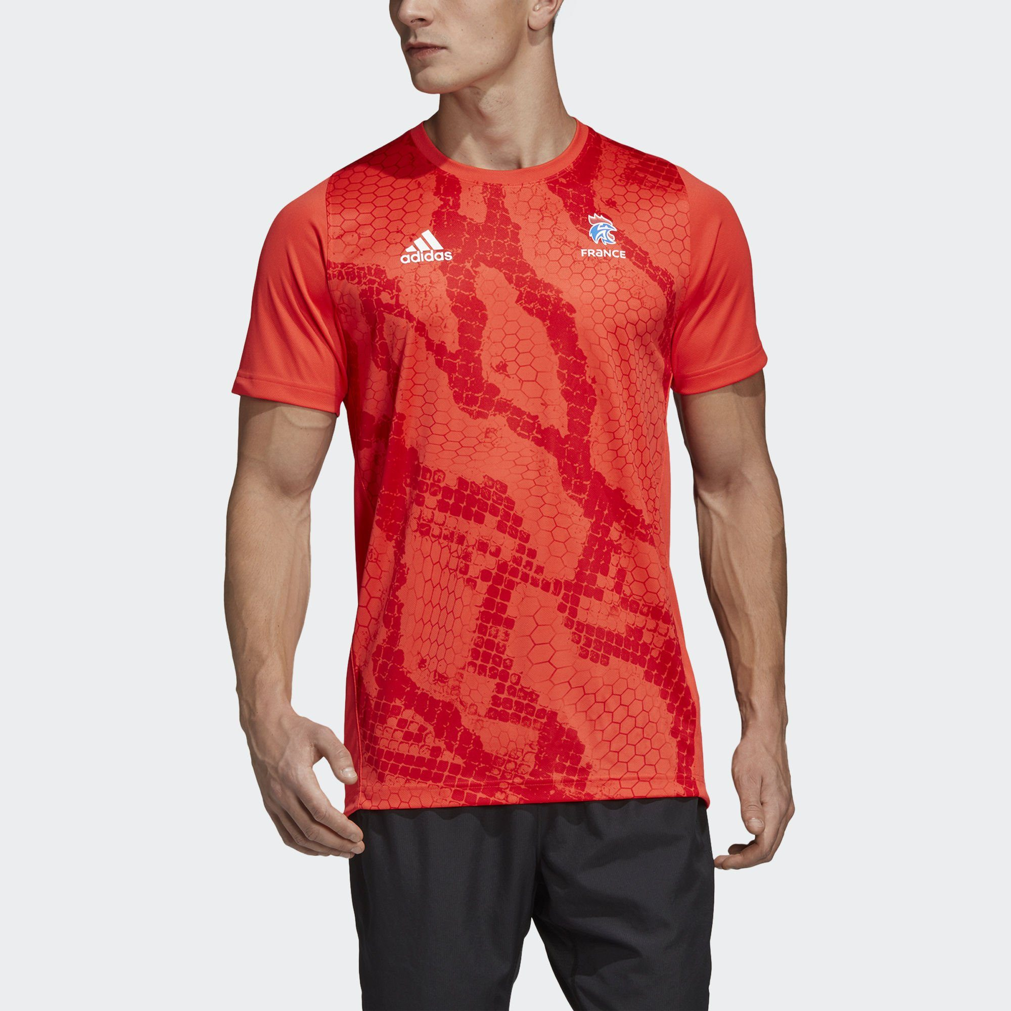 adidas Performance T-Shirt »French Handball Federation Trainingstrikot«