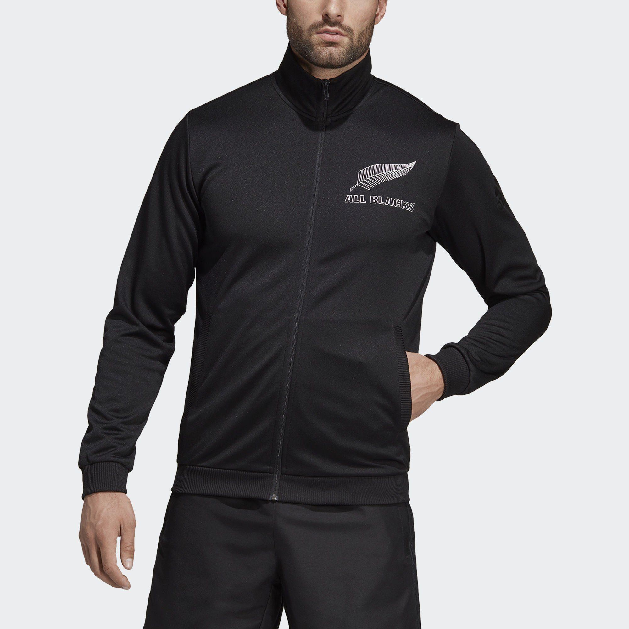 adidas Performance Sweatjacke »All Blacks Trainingsjacke«