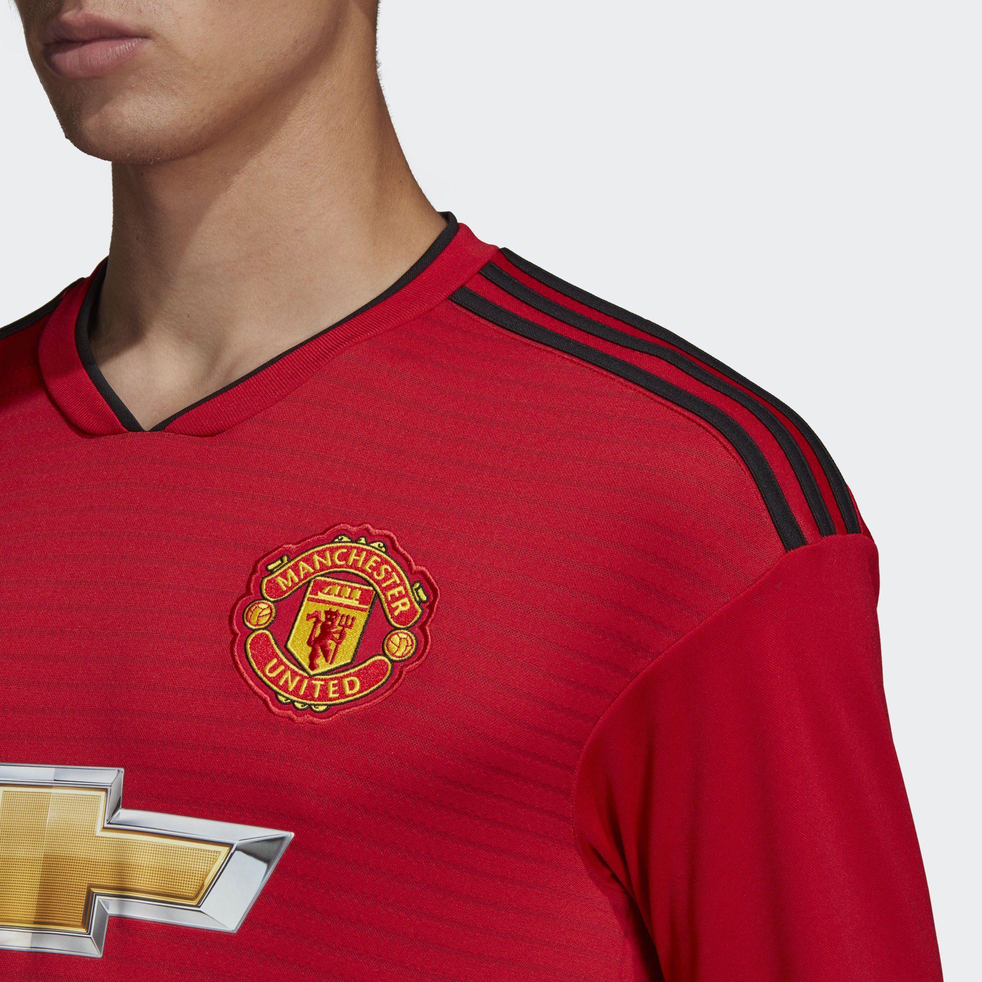 Online Langarmshirt United Kaufen Performance Adidas Heimtrikot« »manchester dQrxeCBoEW