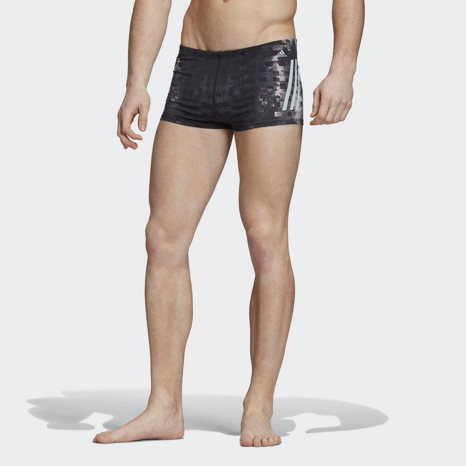 a060e962b50e6a adidas Performance Badehose »Pro 3-Streifen Graphic Boxer-Badehose ...