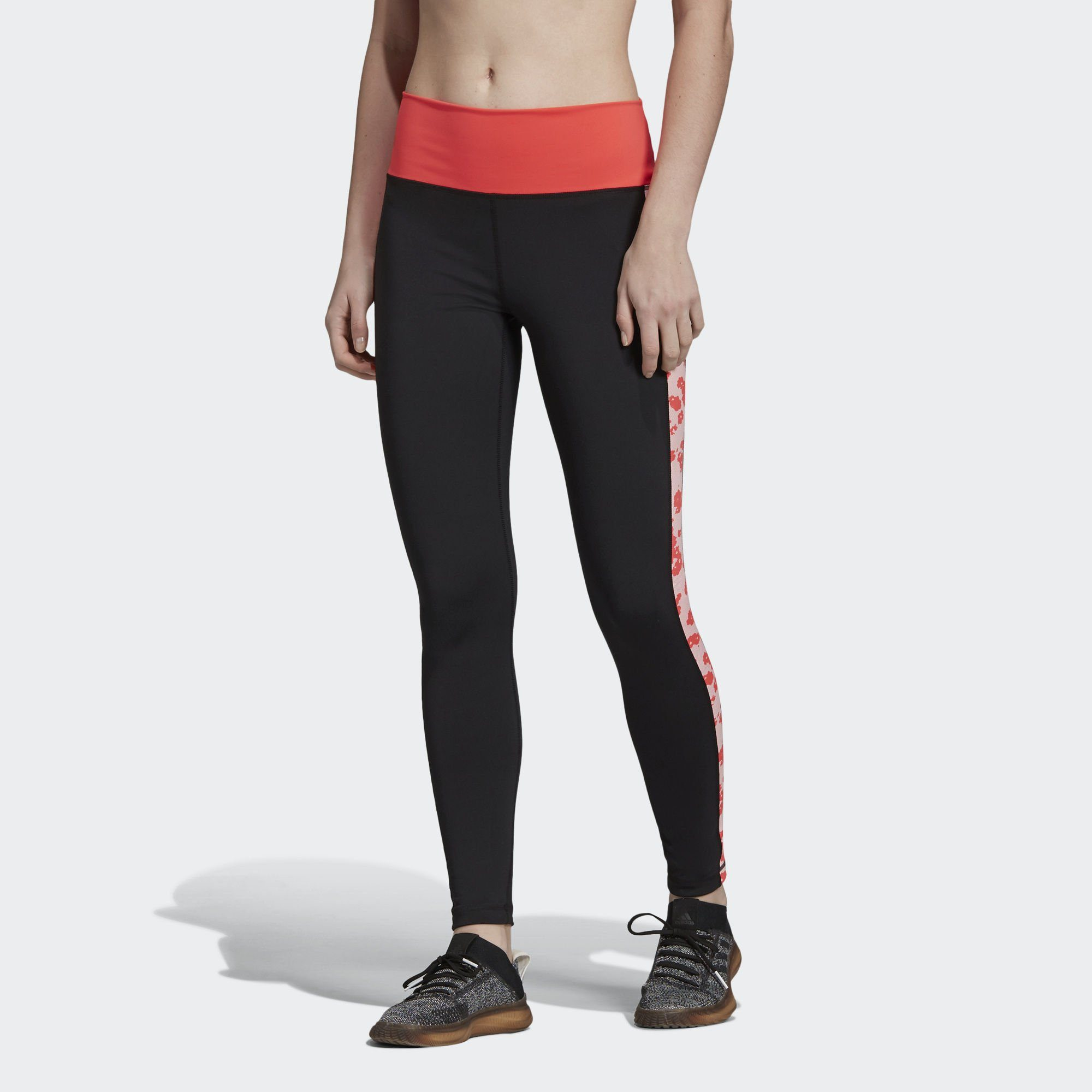 adidas Performance Funktionstights »Believe This High Rise Iteration lange Tight« online kaufen | OTTO