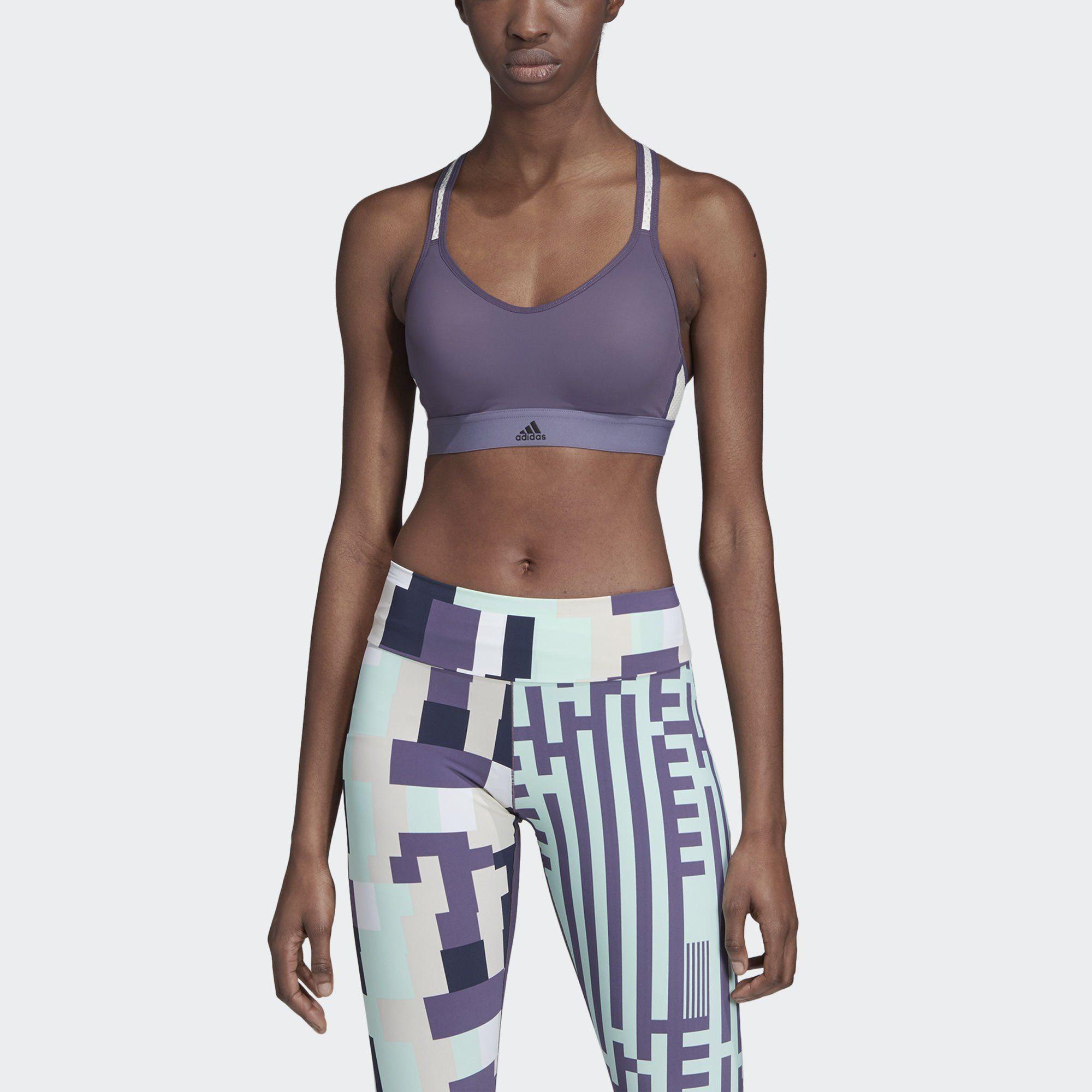 adidas Performance Bandeau-Bikini »Stronger for It Bikinioberteil«