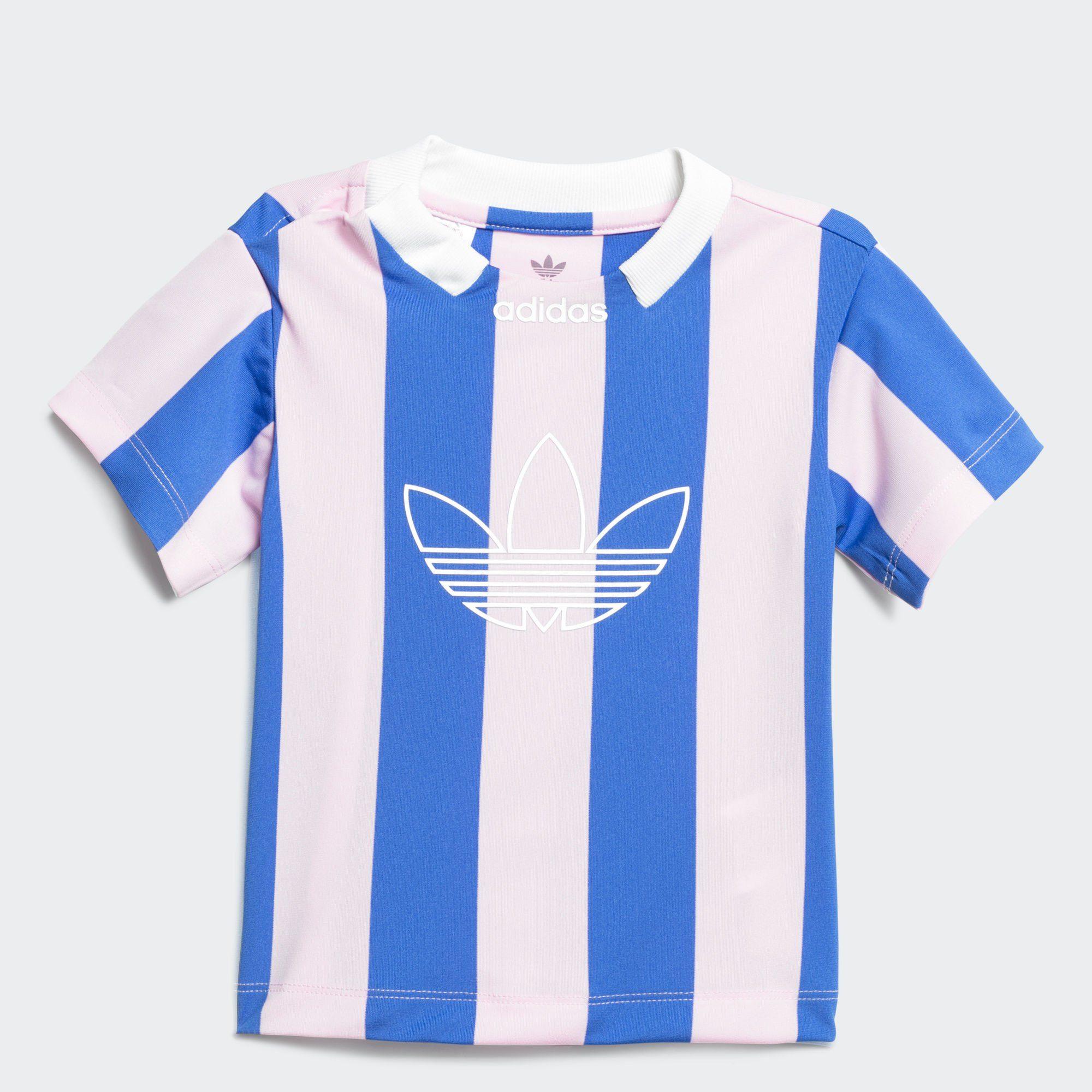 adidas Originals T-Shirt »Stripes Shirt« Sobakov