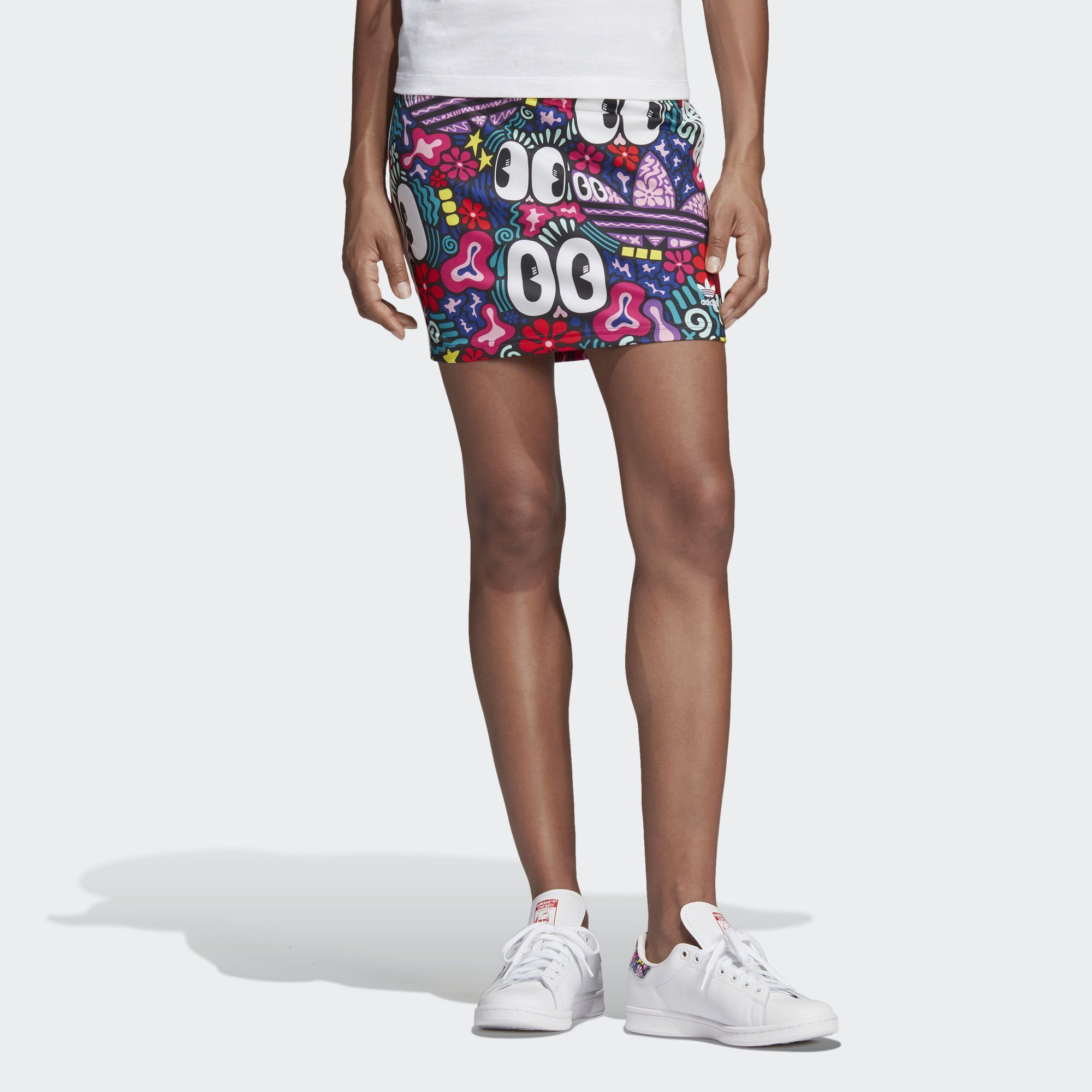 adidas Originals Minirock »3 Streifen Rock« adicolor;Trefoil online kaufen | OTTO