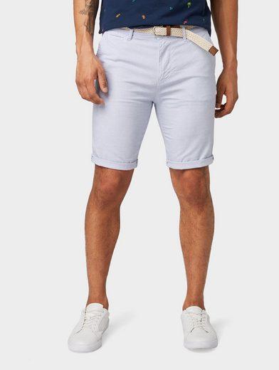 TOM TAILOR Denim Shorts »Chino Slim Shorts«