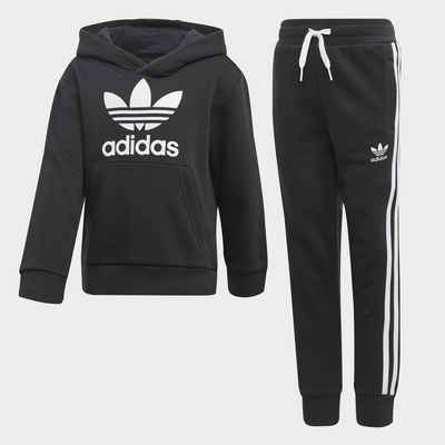 215abc6611a276 adidas Originals Funktions-Kapuzensweatjacke »Trefoil Hoodie-Set«