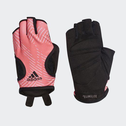 adidas Performance Trainingshandschuhe »Graphic Climalite Handschuhe« Clima