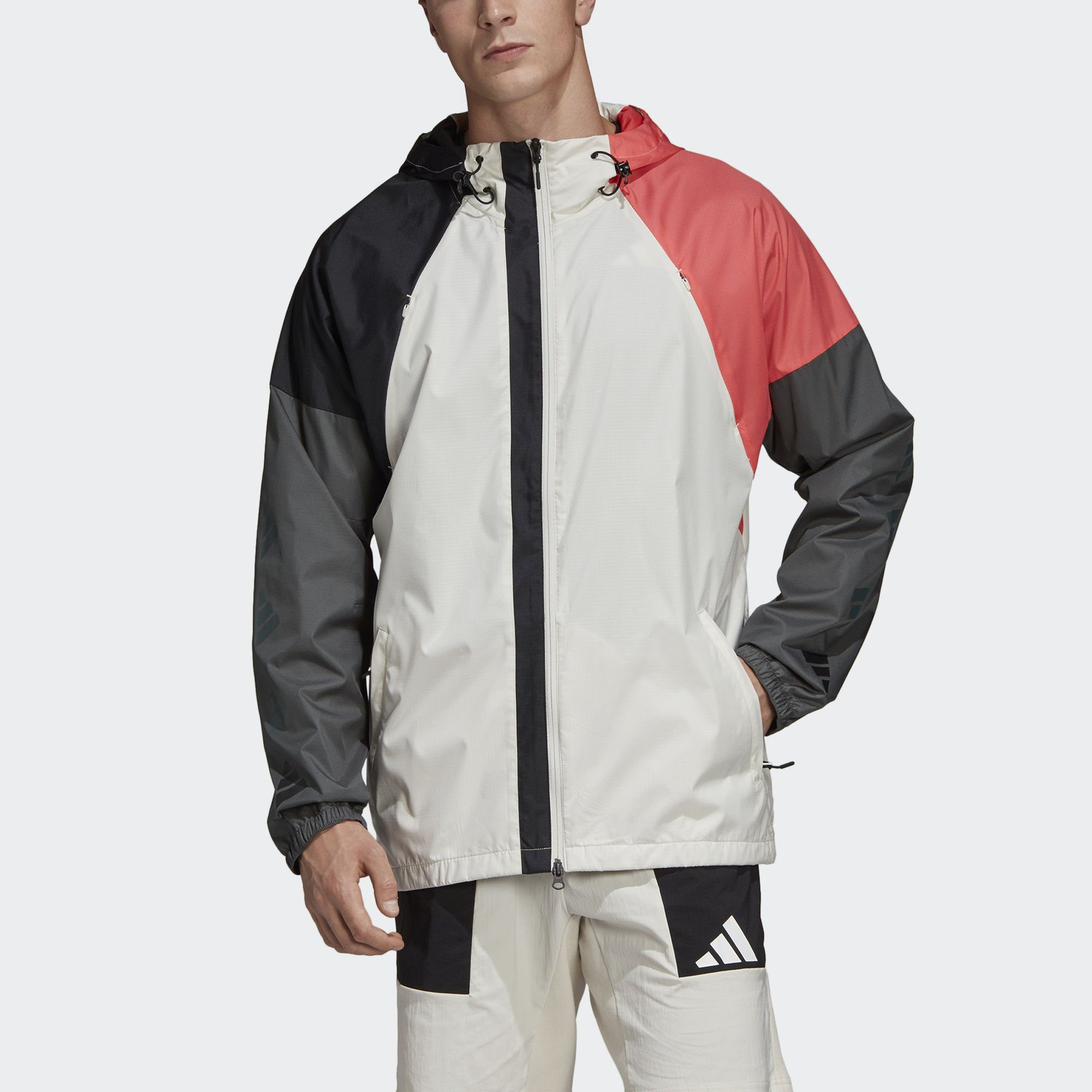 adidas Performance Funktionsjacke »The Pack Windbreaker« The Pack;WND online kaufen | OTTO