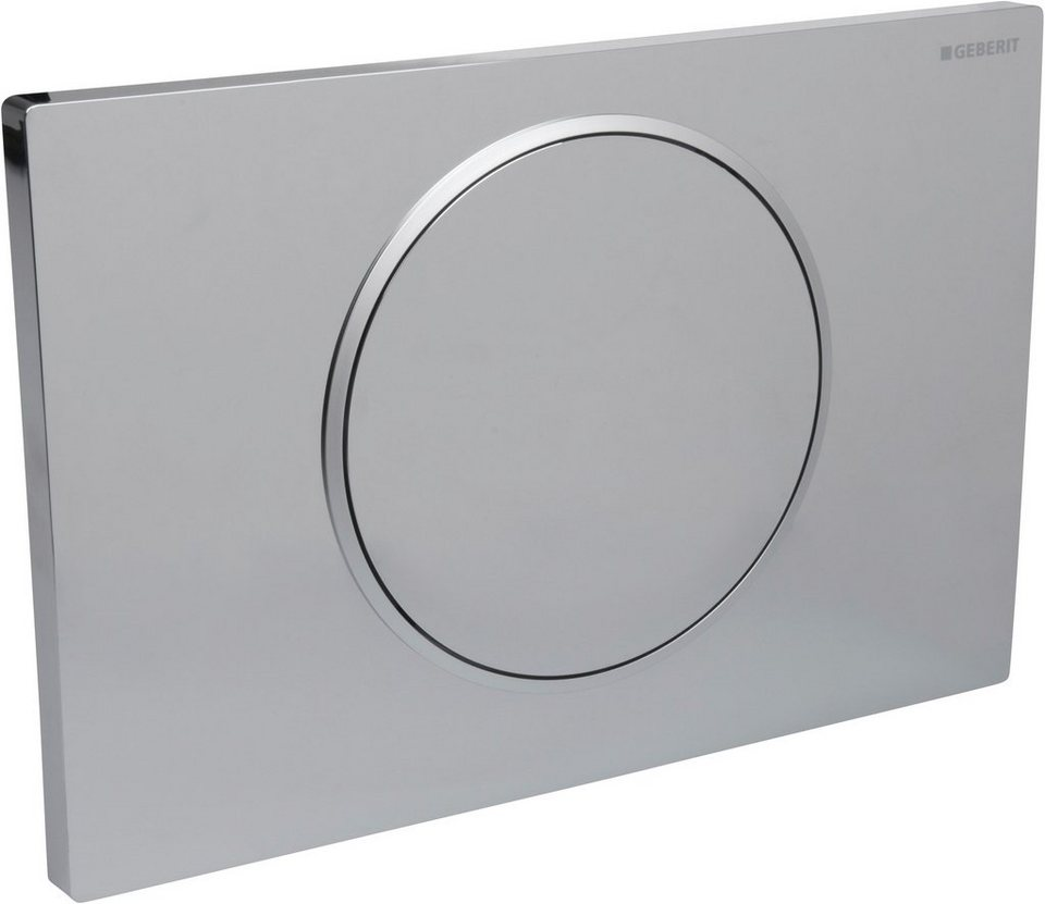 Grohe Betätigungsplatte Sigma 10 Chrome Glanz Otto