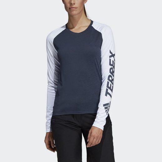 adidas Performance Langarmshirt »Trailcross Longsleeve«