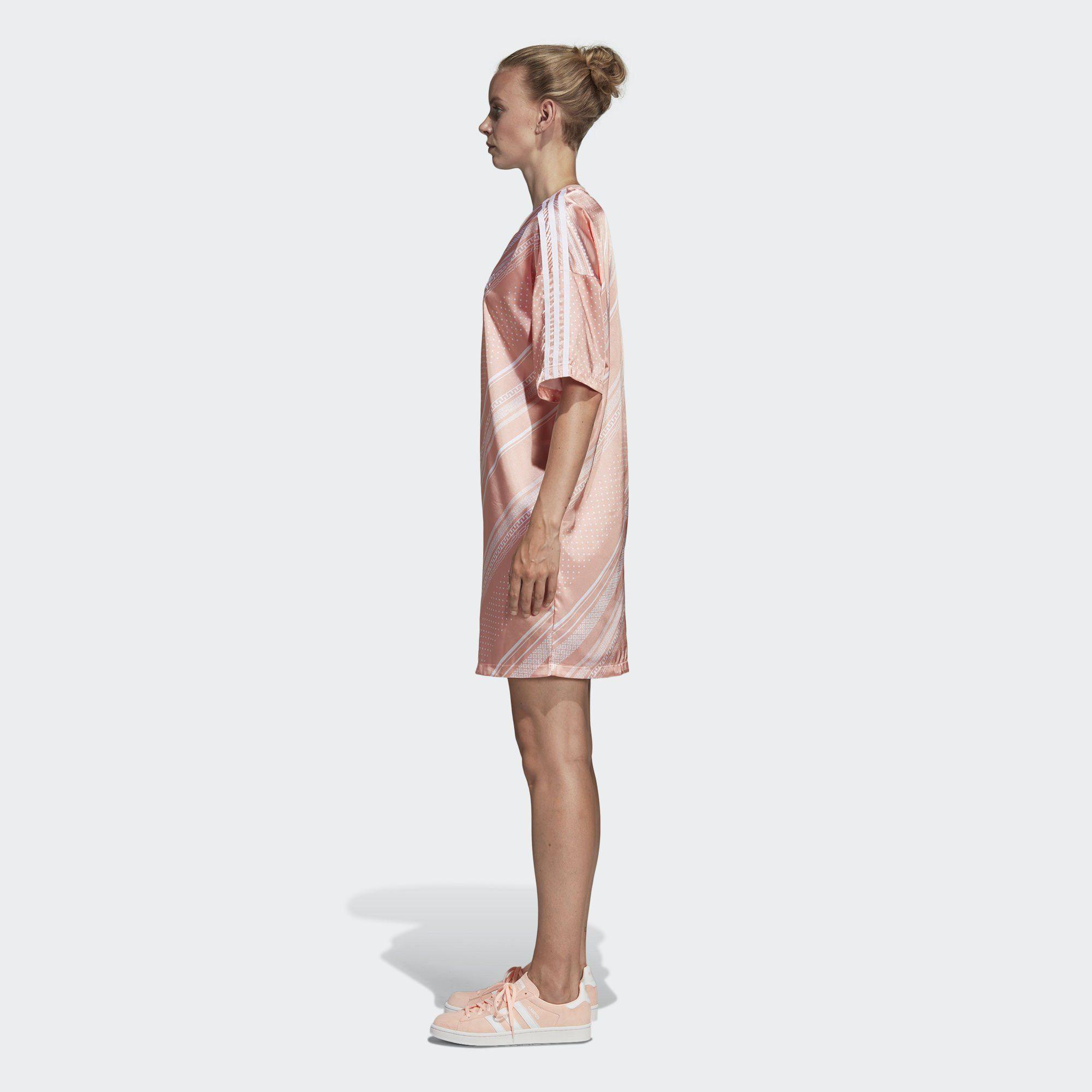 adidas Originals Shirtkleid »Trefoil Kleid« adicolor;Trefoil online kaufen | OTTO