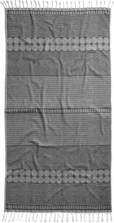 Seahorse Hamamtuch »Wabi Sabi« (1-St), mit unterschiedlichem Muster